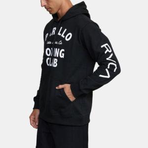 rvca hoodie parillo boxing club 4