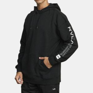 rvca hoodie sport 2