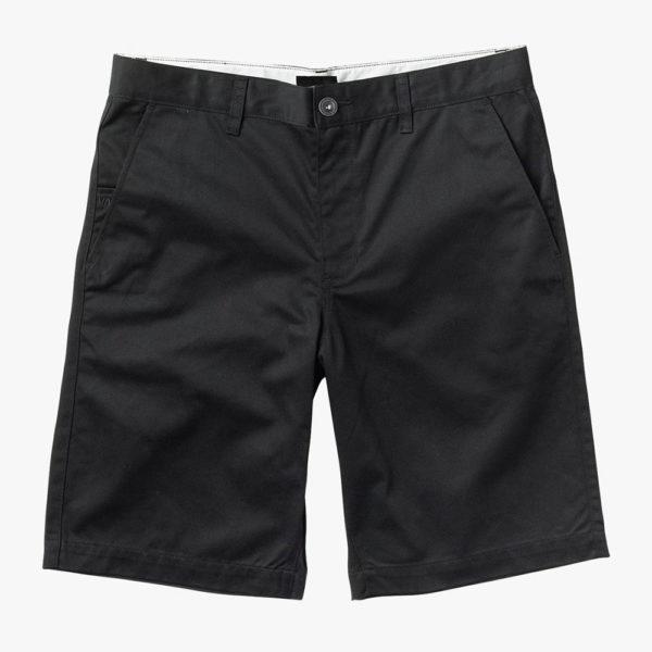 rvca shorts americana black 1