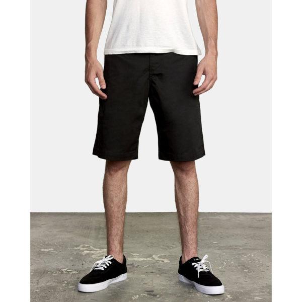 rvca shorts americana black 2