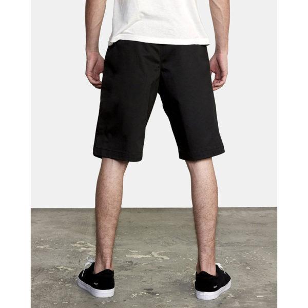 rvca shorts americana black 3