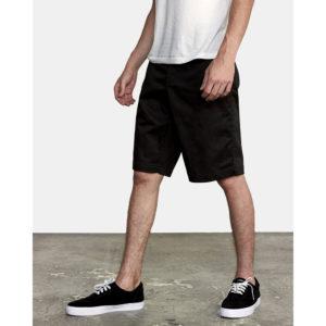 rvca shorts americana black 4