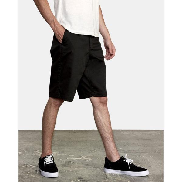 rvca shorts americana black 6