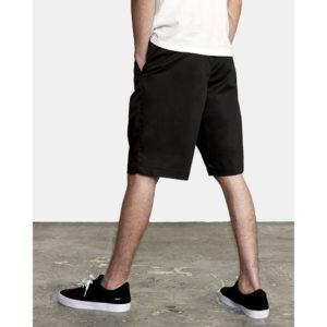 rvca shorts americana black 7