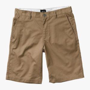 rvca shorts americana khaki 1
