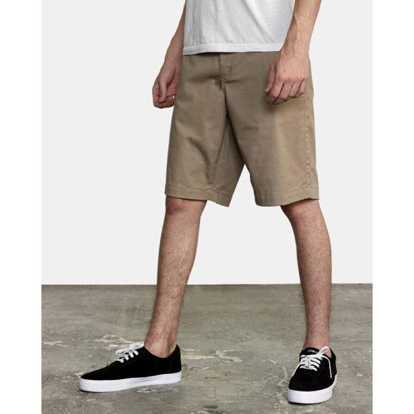 rvca shorts americana khaki 4
