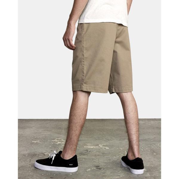 rvca shorts americana khaki 5