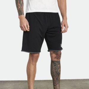 rvca shorts iii black 4