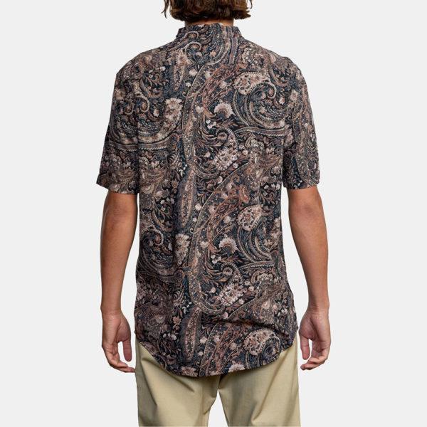 rvca skjorta tangier paisley 2