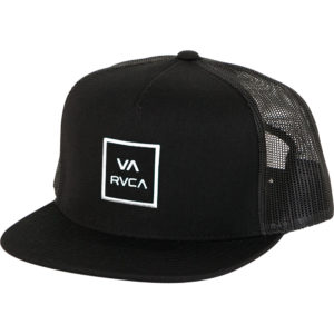 rvca snapback va all the way trucker iii