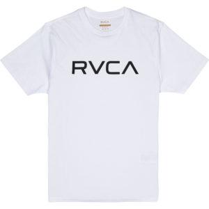 RVCA T-shirt Big Logo white