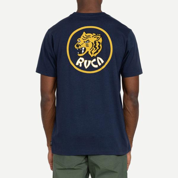 rvca t shirt dynasty 1