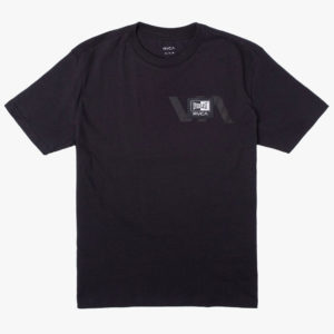 rvca x everlast t shirt stack patch 1