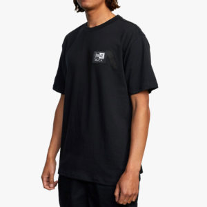 rvca x everlast t shirt stack patch 6