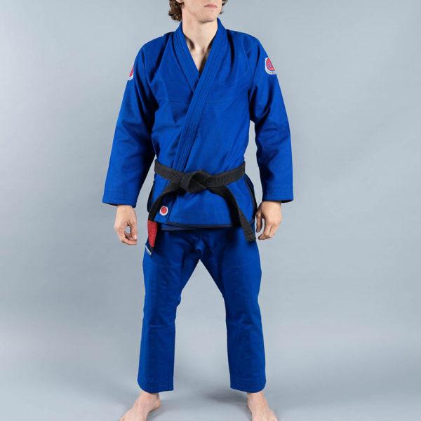 scramble bjj gi athlete blue 2