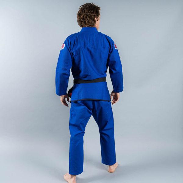 scramble bjj gi athlete blue 3