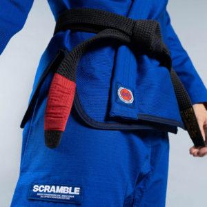 scramble bjj gi athlete blue 5