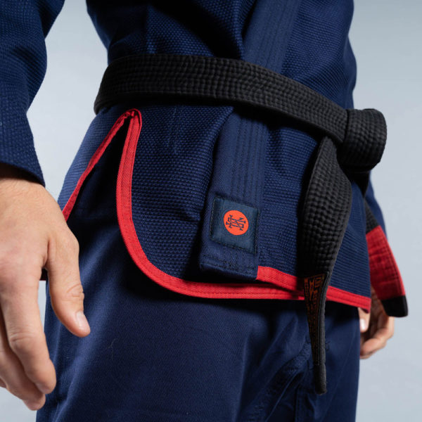 scramble bjj gi athlete pro navy 10