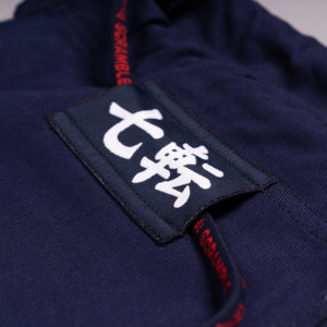 scramble bjj gi athlete pro navy 12