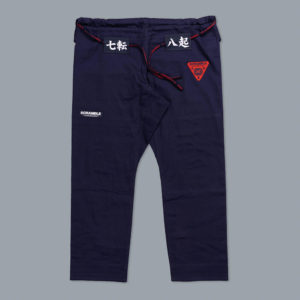 scramble bjj gi athlete pro navy 15