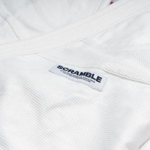 scramble bjj gi athlete white 8