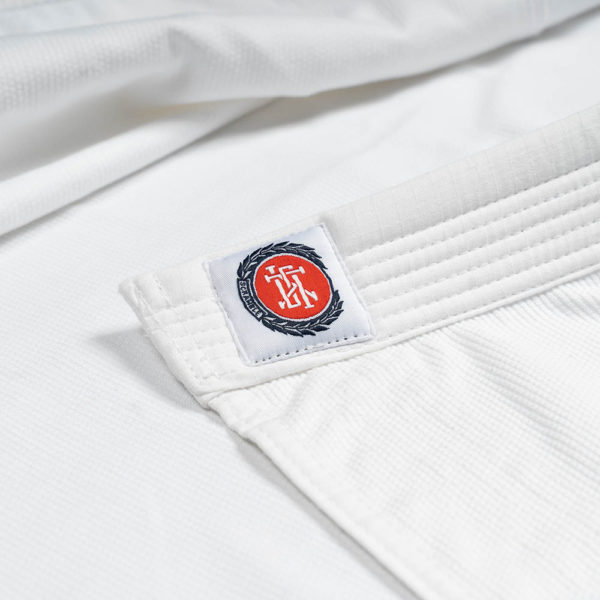 scramble bjj gi athlite white 10
