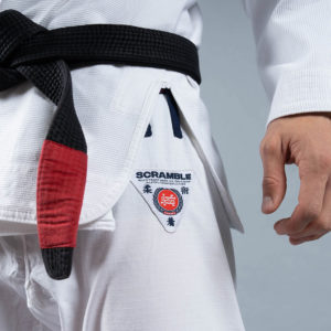 scramble bjj gi athlite white 6