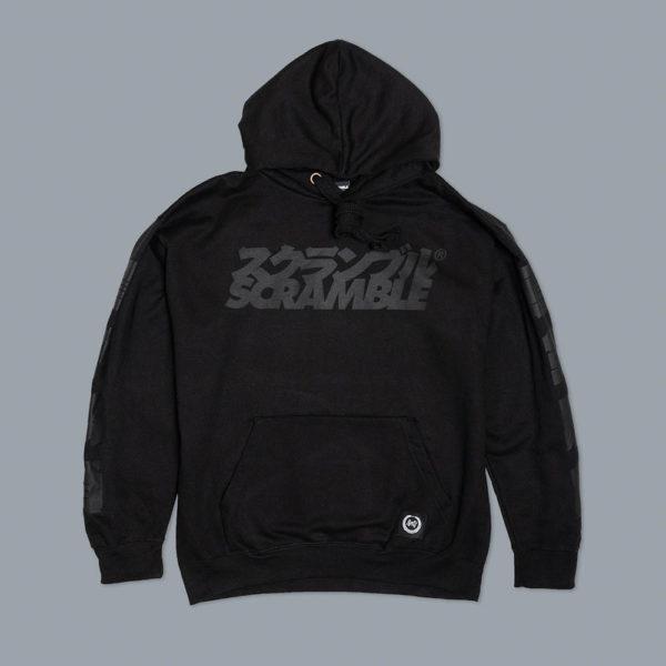scramble hoodie challenge 1