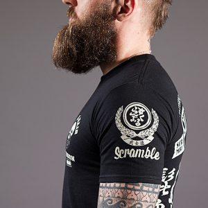 scramble mma jiu jitsu bjj strong beard 3 1