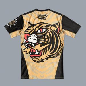 scramble rashguard tigre 2