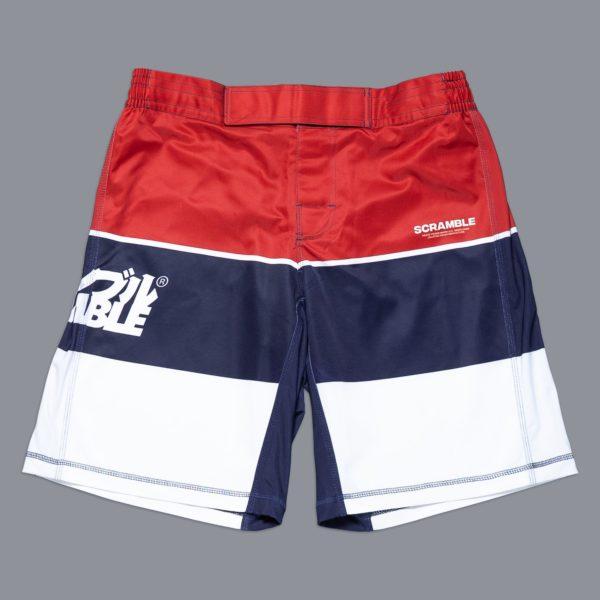 scramble shorts bwr 4