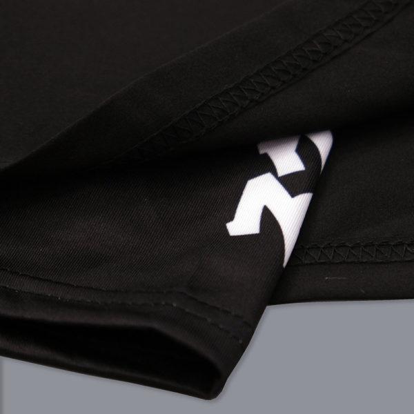 scramble shorts combination black 3