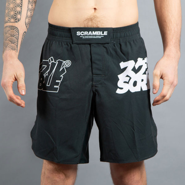 scramble shorts core black 2