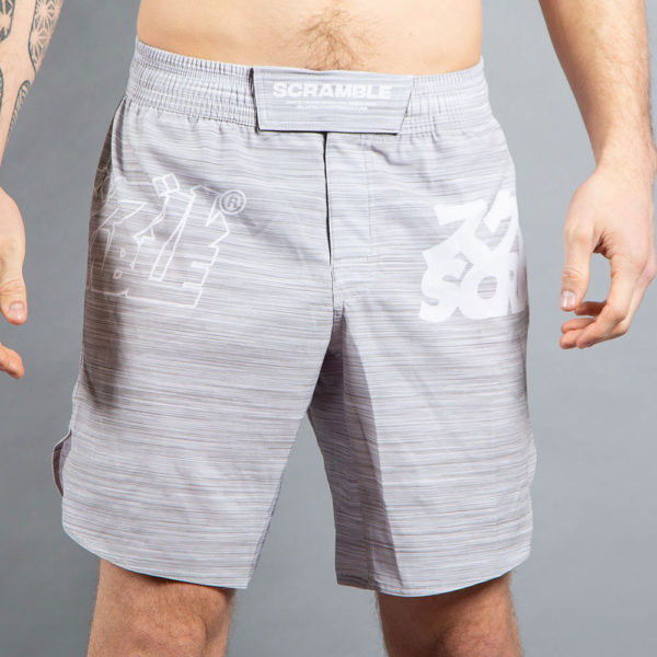 scramble shorts core grey 2