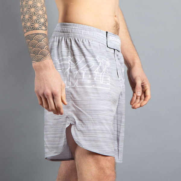 scramble shorts core grey 3