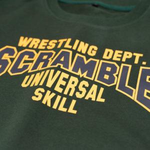 scramble sweatshirt collegiate wrestling 2