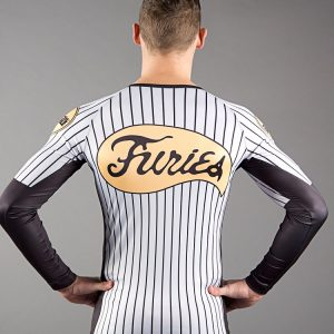 scramble warriors official rash guard the furies back 1