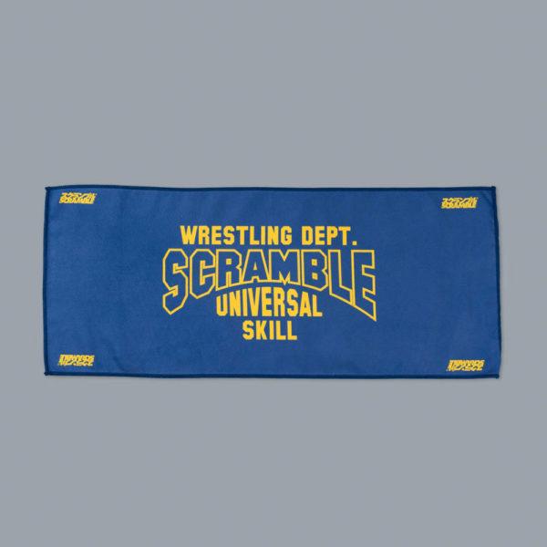 scramble wrestling workout towel 1