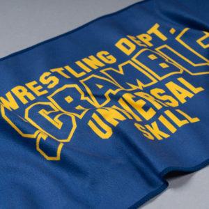 scramble wrestling workout towel 2