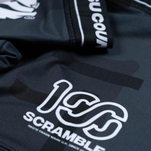 scramble x 100 athletic vale tudo shorts night camo 2
