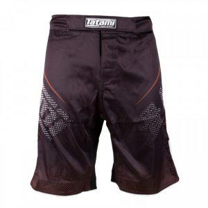 tatam ibjjf shorts 2017 brown front 1