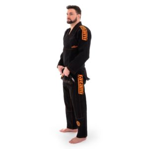 tatami bjj gi estilo 6 0 black orange 3