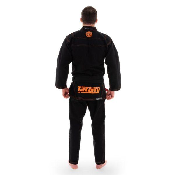 tatami bjj gi estilo 6 0 black orange 4