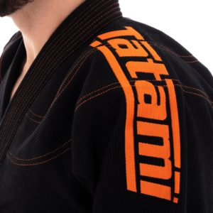 tatami bjj gi estilo 6 0 black orange 8