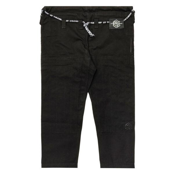 tatami bjj gi estilo black label black black 10