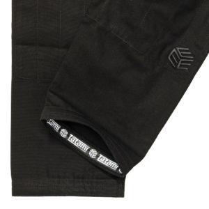tatami bjj gi estilo black label black black 15
