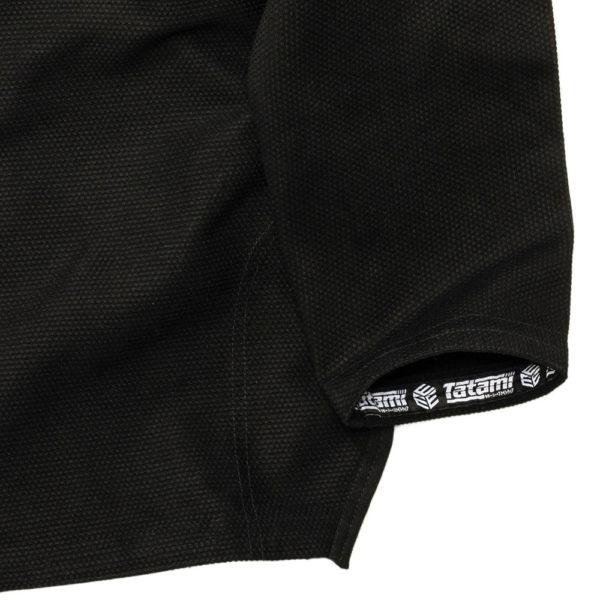 tatami bjj gi estilo black label black blue 9