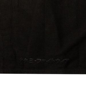 tatami bjj gi estilo black label black red 11