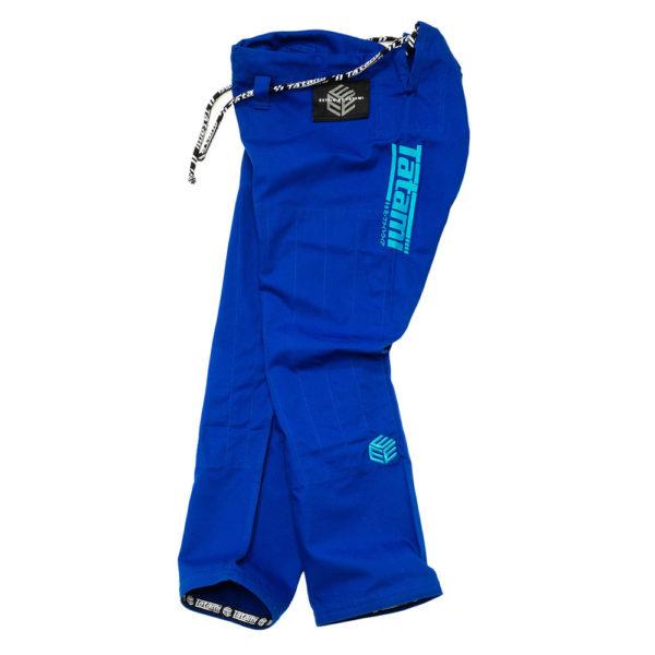 tatami bjj gi estilo black label blue blue 11