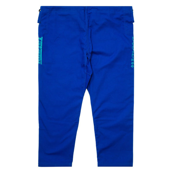 tatami bjj gi estilo black label blue blue 12